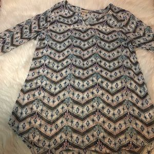✨5/$20 Mossimo supply blouse SIZE M